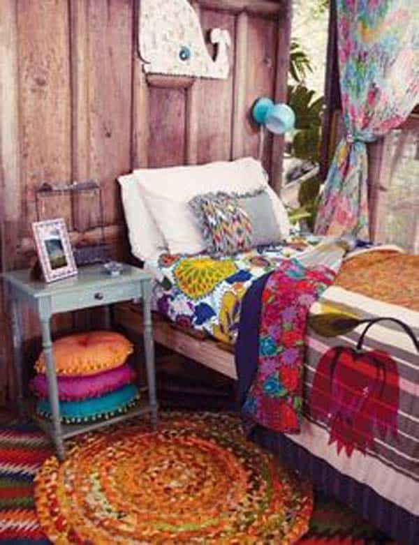 34 Mesmerizing BohoChic Interiors Infused With Love
