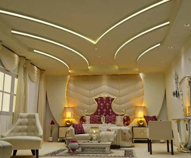 living room false ceiling design 2016 gray slate floor 30 gorgeous gypsum designs to consider for your home decor 23
