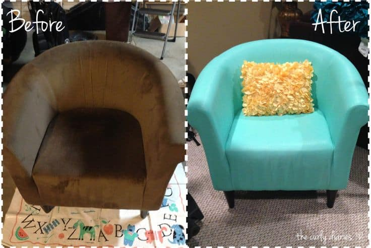 love making chair images lawn usa promotion code before and after diy reupholstering furniture ideas