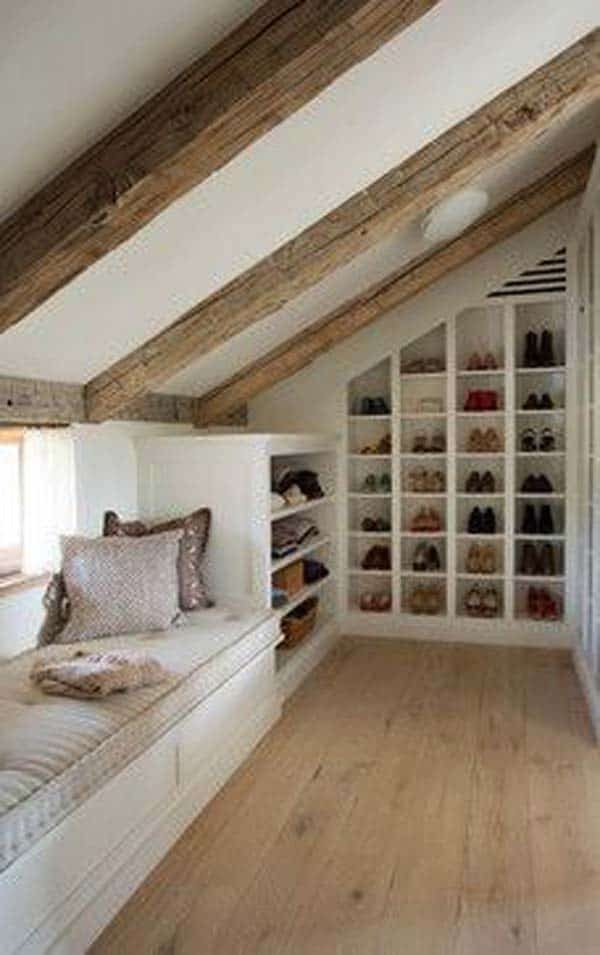 23 Spectacular Design Ideas For Unused Attic Space Homesthetics Inspiring Ideas For Your Home