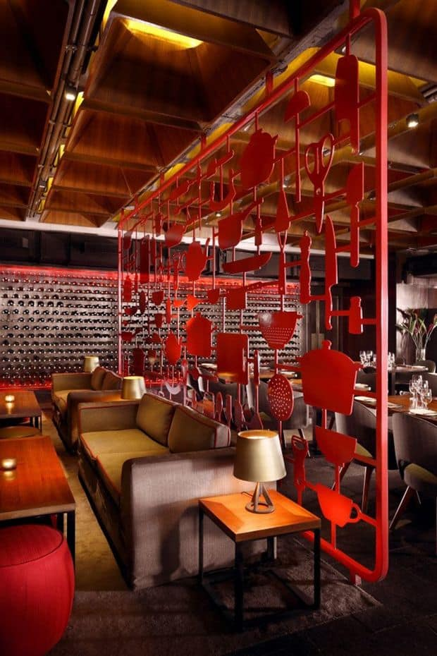 18 Interestingly Stylish Restaurant Ideas You Can Steal To