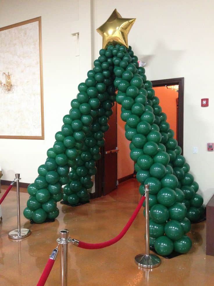 17 Mindboggling Balloon Decorating Craft Ideas Suited For Any Event  Homesthetics  Inspiring