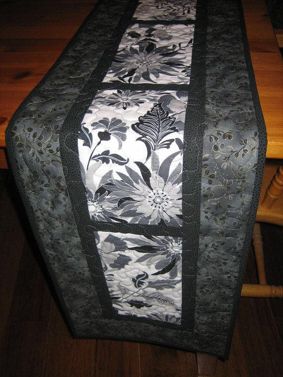 17 diy quilted table