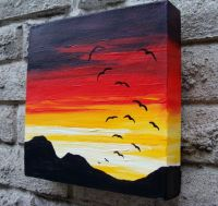 20 Oil And Acrylic Painting Ideas For Enthusiastic