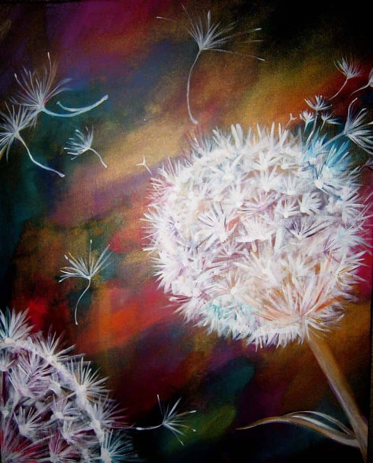 20 Oil And Acrylic Painting Ideas For Enthusiastic Beginners  Homesthetics  Inspiring ideas