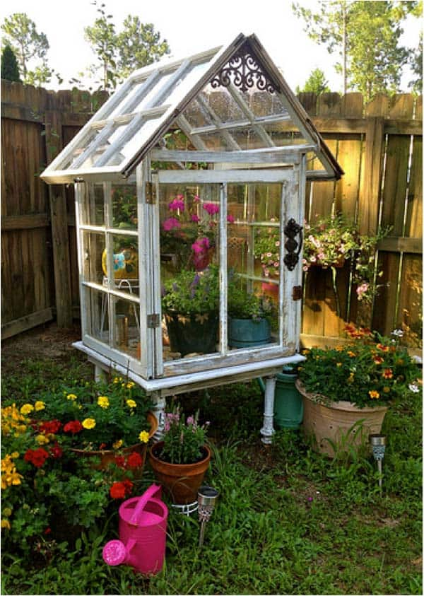 13 Upcycled Furniture Ideas For Your Home And Garden