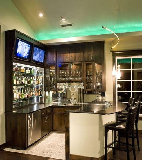 52 Splendid Home Bar Ideas To Match Your Entertaining Style Homesthetics Inspiring Ideas For Your Home