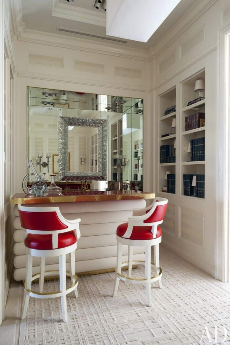 52 Splendid Home Bar Ideas to Match Your Entertaining