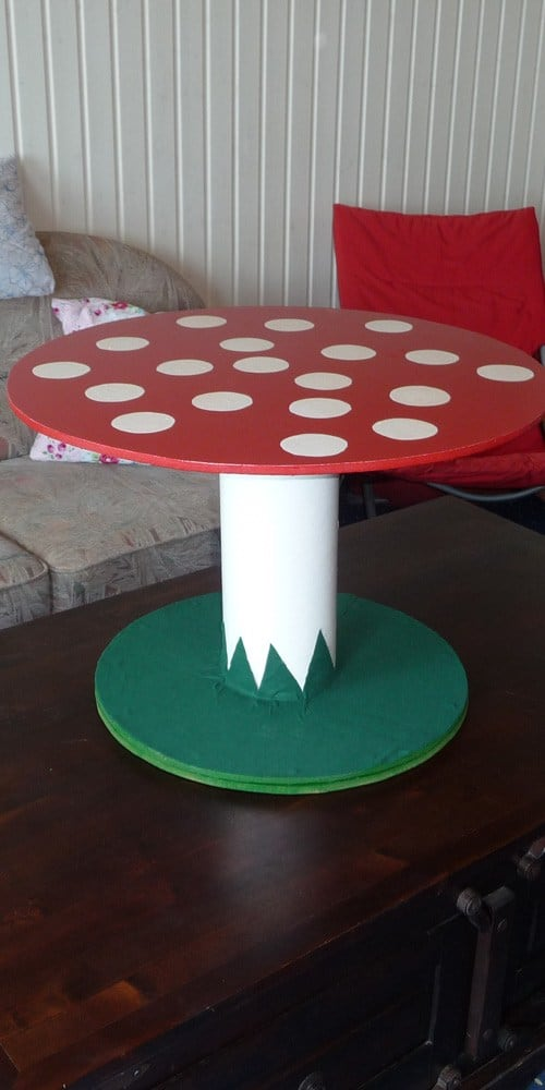 16 Beautiful And Adaptable Spool Table Designs  Homesthetics  Inspiring ideas for your home