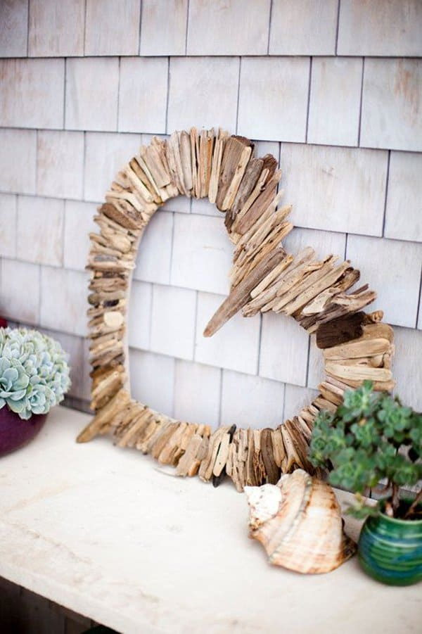 25 Beautiful DIY Heart Crafts For The Romantic In You  Homesthetics  Inspiring ideas for your