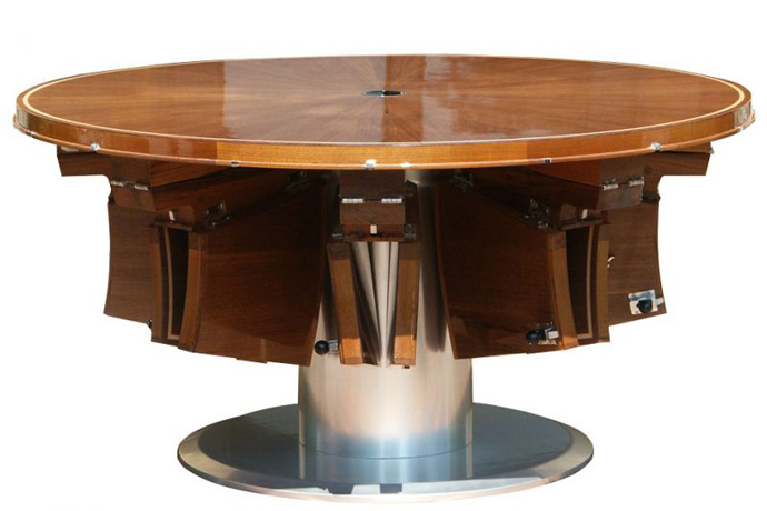 The 50000 Expandable Tabe  The Fletcher Capstan Table