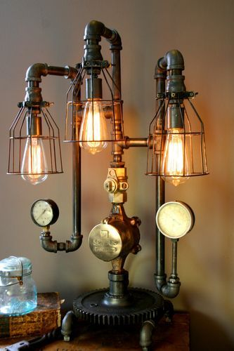 Adopt The Unconventional Steampunk Decor In Your Home  Homesthetics  Inspiring ideas for your