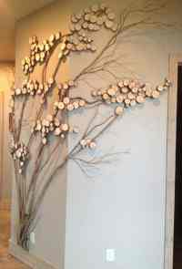 DIY Wood Wall Decor That Will Cozy Up Your Home In An ...