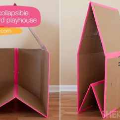 Toddler Chair With Tray Lawn Canopy 20 Ingeniously Creative Cardboard Projects To Realize At Home - Homesthetics Inspiring Ideas ...