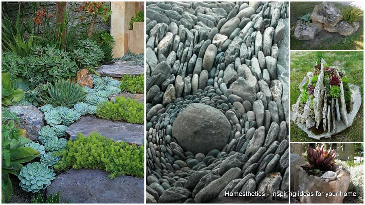 Rock Garden Ideas To Implement In Your Backyard Homesthetics