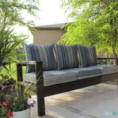 Build Outdoor Sectional Sofa Modern Leather Set 21 Creative 2x4s Building Projects To Try - Homesthetics ...
