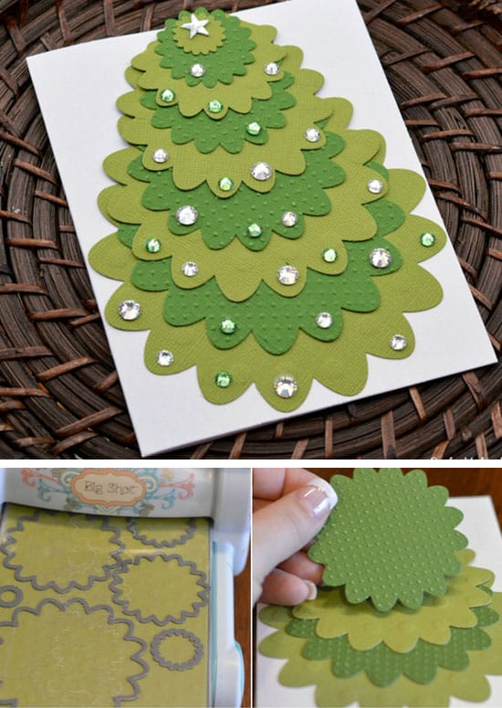 Make Your Own Creative DIY Christmas Cards This Winter