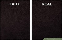 What is Faux Leather and How It's Used, When to Avoid It ...
