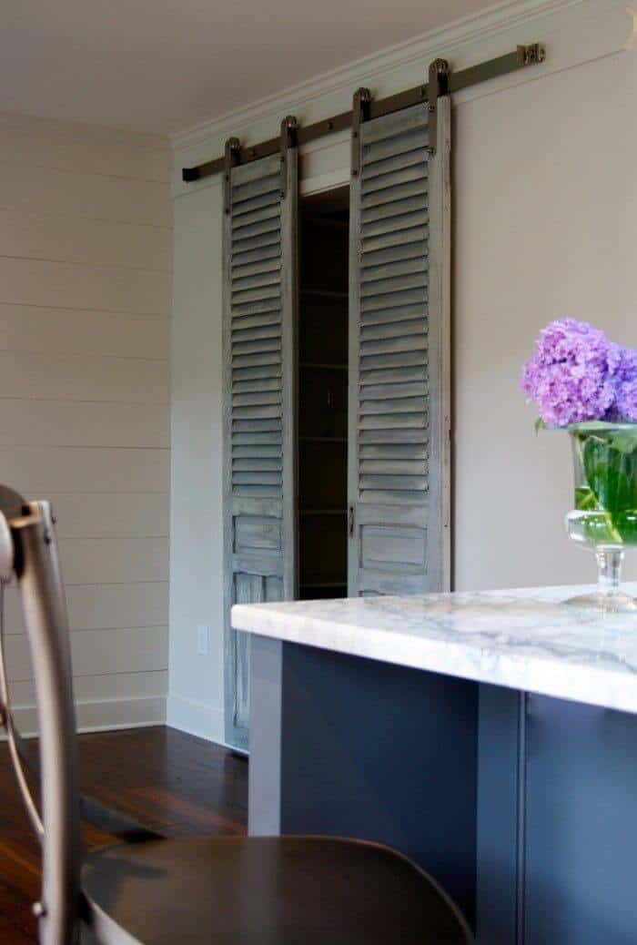 You might be left wondering where to put all of your belongings or how to make the space livable. 10 Ideas on How To Repurpose Window Shutters In Your Home