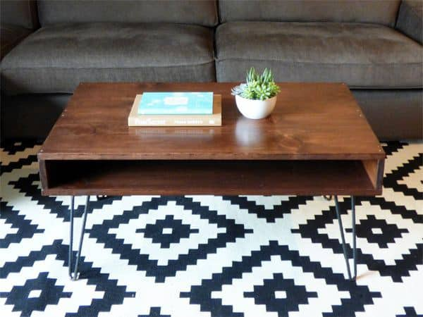 10 Fabulous DIY Coffee Tables That Are Easy To Make  OBSiGeN
