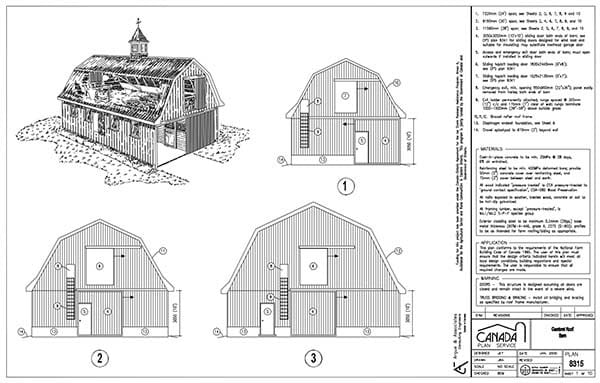 153 DIY Barn Plans and Designs That You Can Build Easily