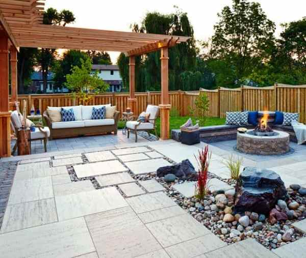 back yard patio design idea Fabulous Patios Designs That Will Leave You Speechless