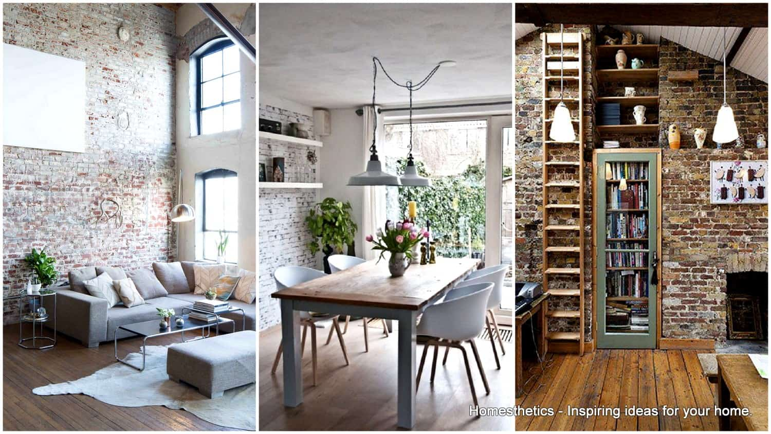 20 Exposed Brick Walls That Will Blow Your Mind Homesthetics Inspiring Ideas For Your Home