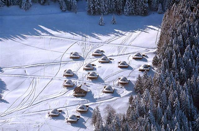 Whitepod Eco-Luxury Hotel Valais Suisse