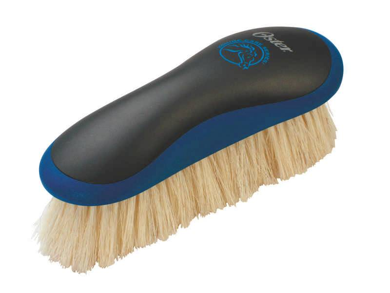 oster soft grooming brush horses