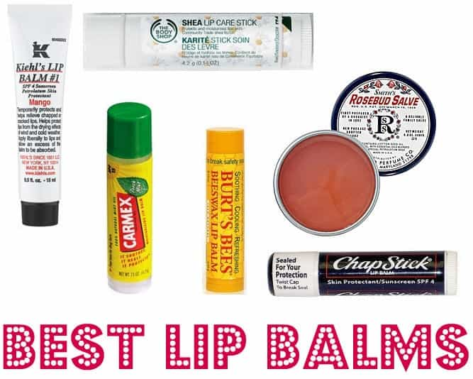 Lip Balms Are Conventional For Treating Dry Chapped Lips Here A Few I Recommend To Prevent And Heal Chapping