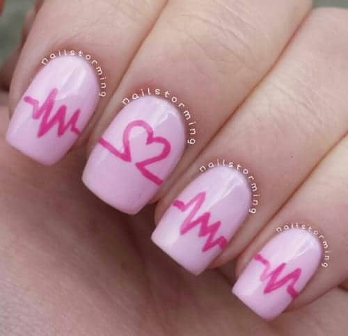 16 Killer Valentine's Day Nail Art Ideas