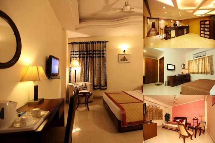 Hotel The Class New Delhi A 282 Mahipalpur Nh 8 Near Igi