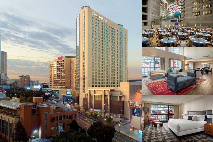 omni hotel at cnn