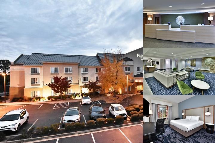 fairfield inn suites richmond