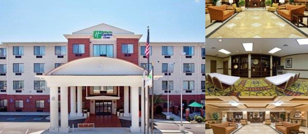 Holiday Inn Express Suites Ocean Springs Ocean Springs