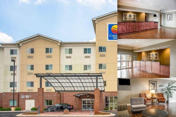 Comfort Inn Huntsville Huntsville Al 4725 University 35816