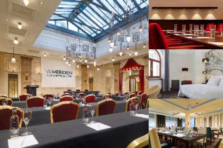 Le Meridien Grand Hotel Nurnberg Nuremberg Bahnhofstrasse