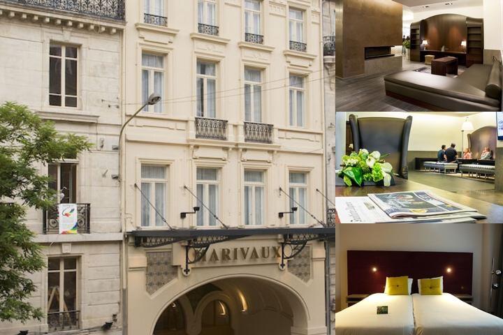Marivaux Hotel Brussels Adolphe Maxlaan 98 1000