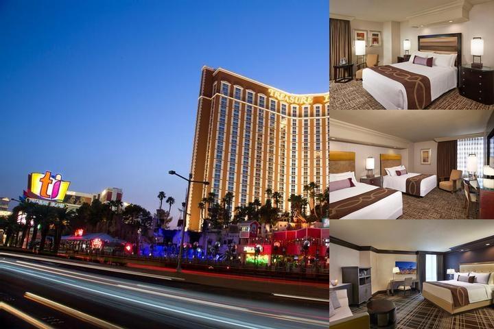 Treasure Island Hotel Casino Las Vegas Nv 3300 Las Vegas