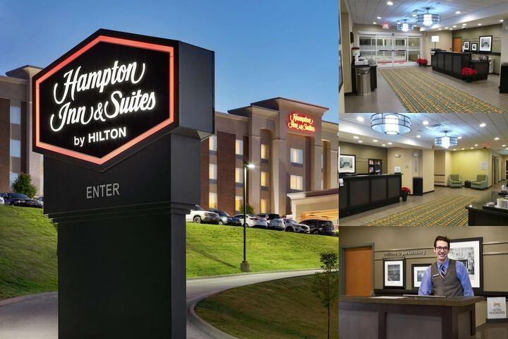 Hampton Inn Suites Downtown Parkersburg Wv 920 Emerson