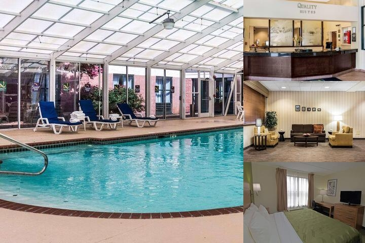 Quality Suites Lake Wright Norfolk Airport Norfolk Va