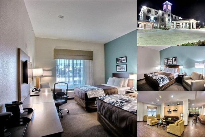 Sleep Inn Suites Center Tx 181 Civic Center 75935