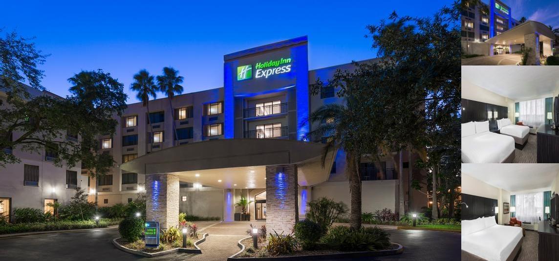 Holiday Inn Express Hotel Suites Plantation Fl 1701