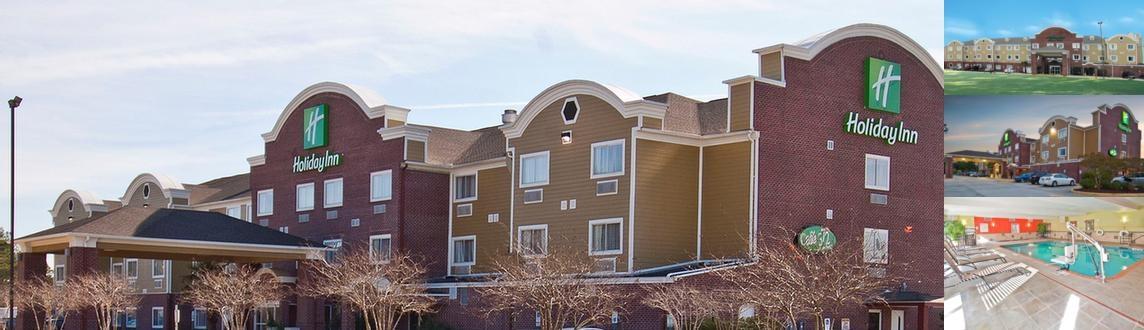 Holiday Inn Suites Slidell La 372 Voters Rd 70461