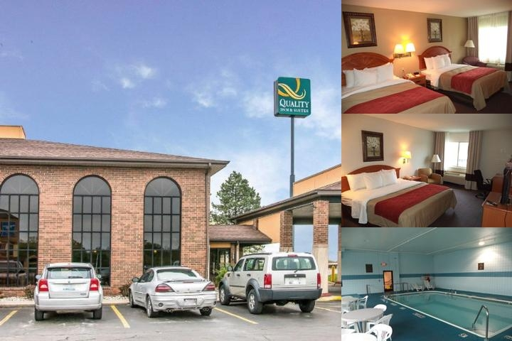 Quality Inn Suites Flint Airport Flint Mi 2361 Austins