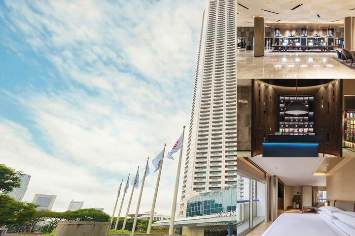 Fairmont Singapore Swissotel The Stamford Singapore 2