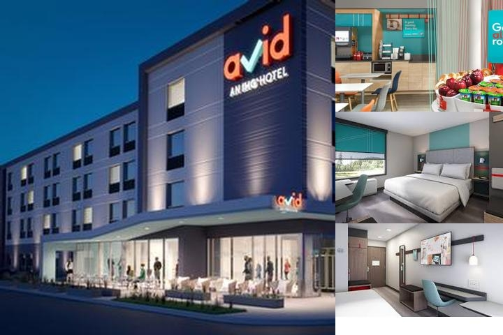Avid Hotel Oklahoma City Airport Oklahoma City Ok 4621 Sw