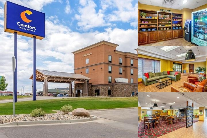 Comfort Inn Suites Minot Nd 3420a South Broadway 58701