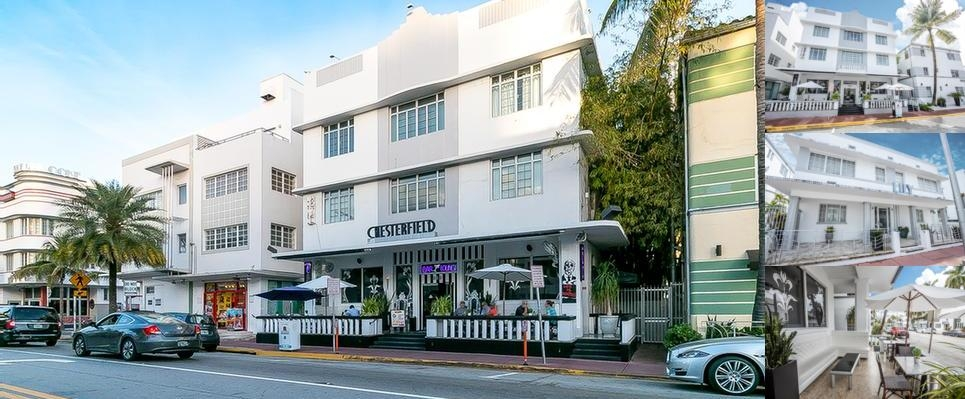 Chesterfield Hotel South Beach Miami Beach Fl 855