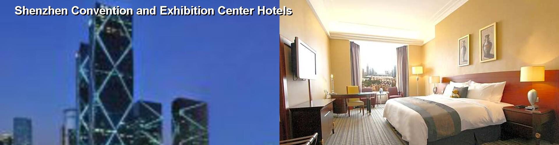Finest Hotels Near Shenzhen Convention And Exhibition Center
